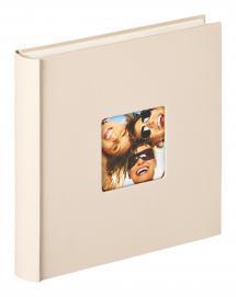 Fun Album Sand - 30x30 cm (100 Hvide sider / 50 blade)