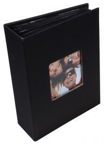 Fun Album Sort - 100 Billeder i 10x15 cm