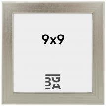 Edsbyn Fotoramme Sølv 2B 9x9 cm