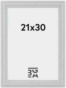 Nostalgia ramme Hvid 21x30 cm