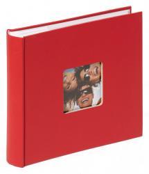 Fun Memo Rød - 200 billeder i 10x15 cm
