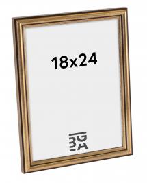 Horndal Guld 7B ramme 18x24 cm