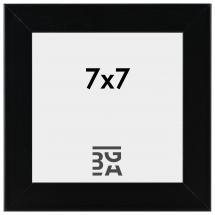 Edsbyn Fotoramme Sort 2E 7x7 cm
