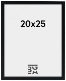 Edsbyn Fotoramme Sort 2E 20x25 cm
