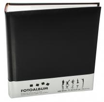 Estancia Album Sort - 200 Billeder i 11x15 cm