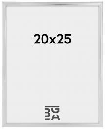 New Lifestyle ramme Sølv 20x25 cm