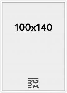 Amanda Box ramme Plexiglas Hvid 100x140 cm