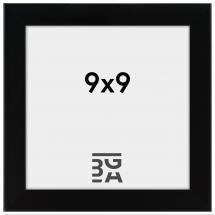 Edsbyn Fotoramme Sort 2E 9x9 cm