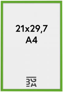 New Lifestyle ramme Grøn 21x29,7 cm (A4)