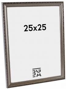 Abisko ramme Sølv PS288 25x25 cm