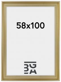 Mora Billedramme Premium Sølv 58x100 cm