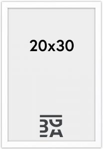 Soul ramme Hvid 20x30 cm