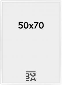 New Lifestyle ramme Hvid 50x70 cm