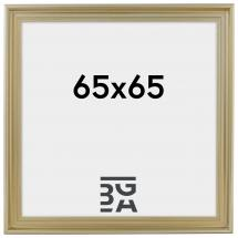 Mora Billedramme Premium Sølv 65x65 cm