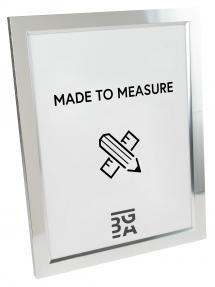 Åsarna Billedramme Blank Sølv - Valgfri Størrelse