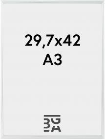Galeria Billedramme Sølv 29,7x42 cm (A3)
