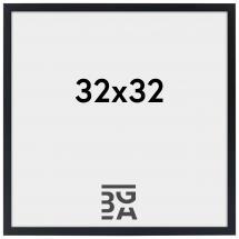 Edsbyn Sort 2E 32x32 cm