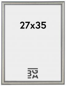 Frigg ramme Sølv 27x35 cm