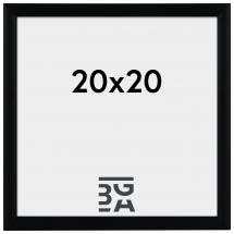 Newline ramme Sort 20x20 cm
