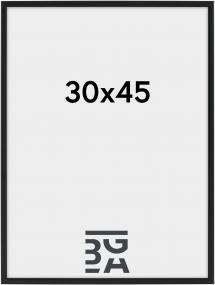 Nielsen Premium Classic ramme Mat Sort 30x45 cm