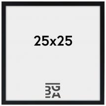 Edsbyn Fotoramme Sort 2E 25x25 cm
