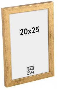 Galant Billedramme Guld 20x25 cm