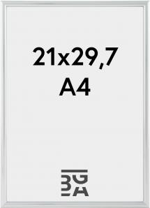 Galeria Billedramme Sølv 21x29,7 cm (A4)