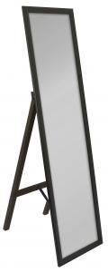 Spejl Markus Sort 40x160 cm