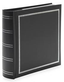 Black Line Super Fotoalbum - 200 Billeder i 11x15 cm