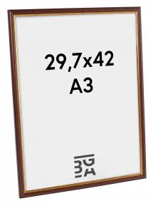 Horndal Brun 7A ramme 29,7x42 cm (A3)