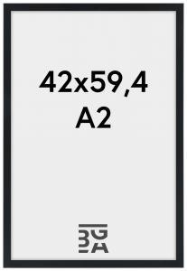 Stilren Sort 42x59,4 cm (A2)