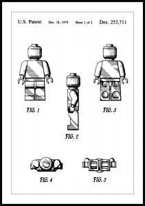 Patenttegning - Lego I