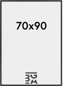 Nielsen Premium Alpha ramme Blank Sort 70x90 cm
