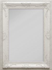 Spejl Palermo Antique Hvid 60x90 cm
