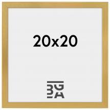 Edsbyn Fotoramme Guld 2A 20x20 cm