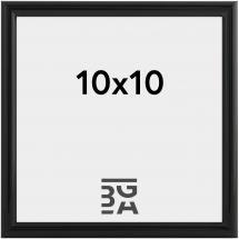 Galeria Billedramme Sort 10x10 cm