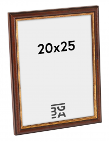 Horndal Brun 7A ramme 20x25 cm