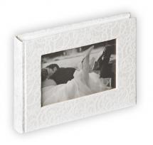 Music Album - 22x16 cm (40 Hvide sider / 20 blade)