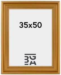 Mora Billedramme Premium Guld 35x50 cm