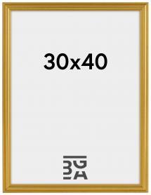 Frigg ramme Guld 30x40 cm