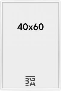 New Lifestyle ramme Hvid 40x60 cm