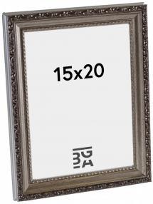 Abisko ramme Sølv PS288 15x20 cm