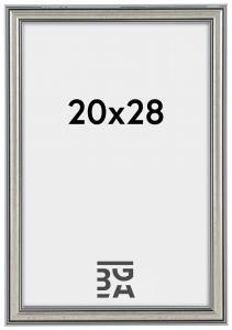 Frigg ramme Sølv 20x28 cm