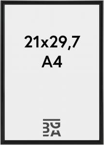 Galeria Billedramme Sort 21x29,7 cm (A4)