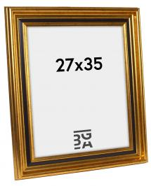 Gysinge Premium Billedramme Guld 27x35 cm