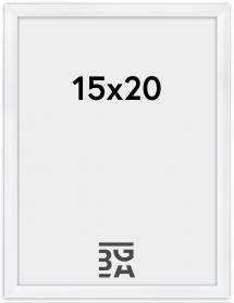 New Lifestyle ramme Hvid 15x20 cm