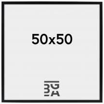 Edsbyn Fotoramme Sort 2E 50x50 cm