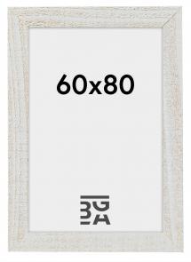 Home ramme Hvid 60x80 cm