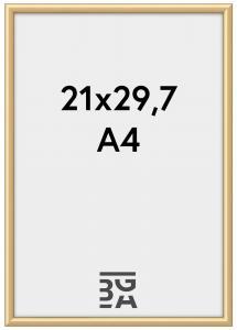 New Lifestyle ramme Guld 21x29,7 cm (A4)
