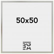 Edsbyn Fotoramme Sølv 2B 50x50 cm